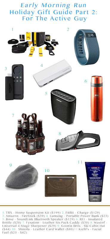 Holiday Gift Guide Him 1