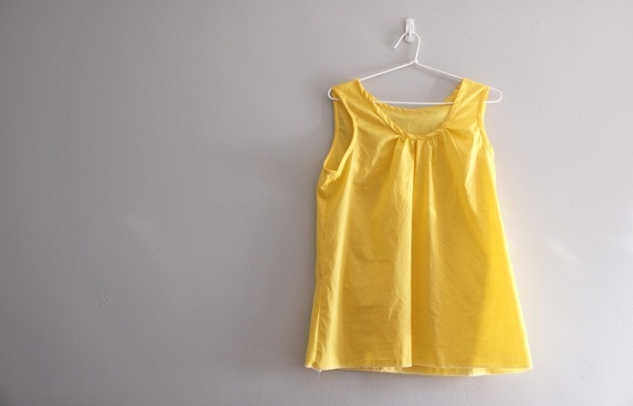the yellow lisette kinda toile