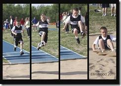 Hans long jump