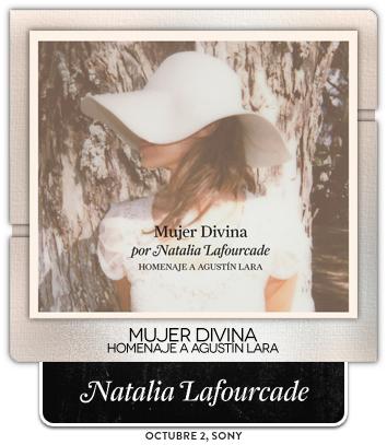 Mujer Divina por Natalia Lafourcade