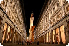 Florence as honeymoon in Europe