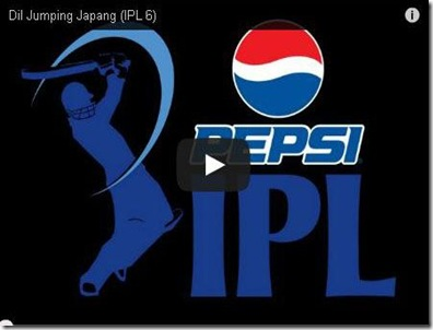 ipl 2013 songs