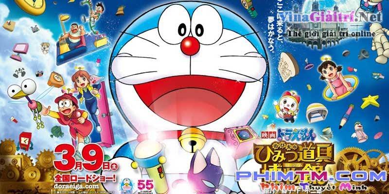 Đoraemon: Nobita và Viện Bảo Tàng Bảo Bối 2013
