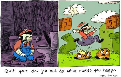 quit job day