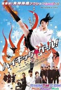Đá Thật Cao - High Kick Girl