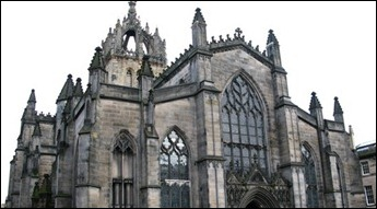Escócia igreja