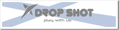 DROP SHOT PADEL LOGO 2012