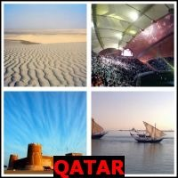QATAR- Whats The Word Answers