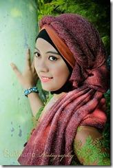 model hijab terbrau liana5
