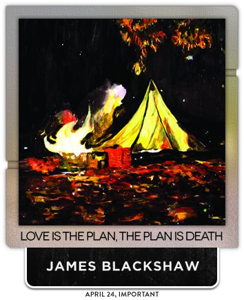 Love is the Plan, The Plan is Death by James Blackshaw