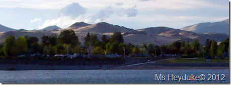 Sparks Marina Lake