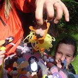 D2T1: Finger Puppets