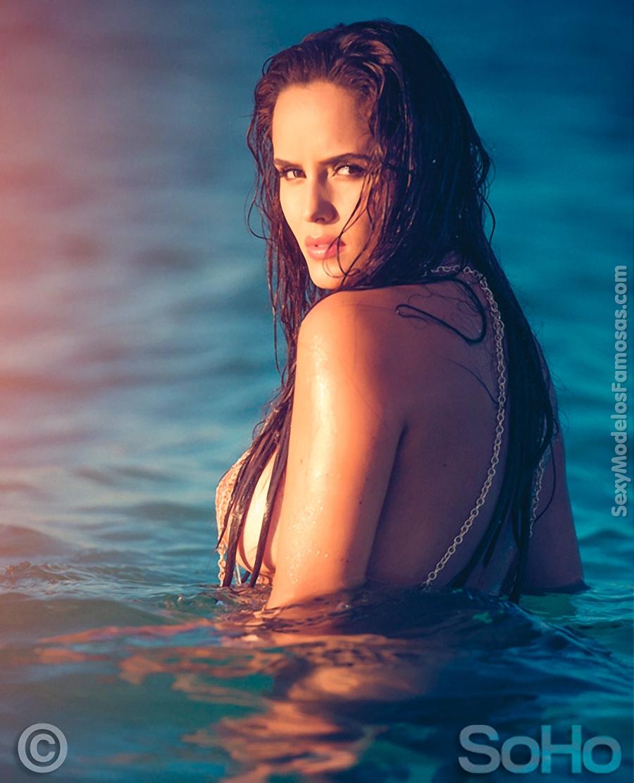 Ana Lucia Dominguez Desnuda Soho Foto