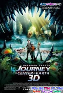 Lạc Vào Tiền Sử (2008) - Journey To The Center Of The Earth