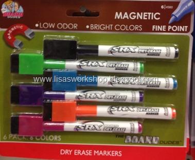 dry erase magnetic pens at target