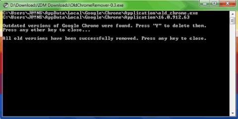Trik menghemat kapasitas memory pada Google Chrome