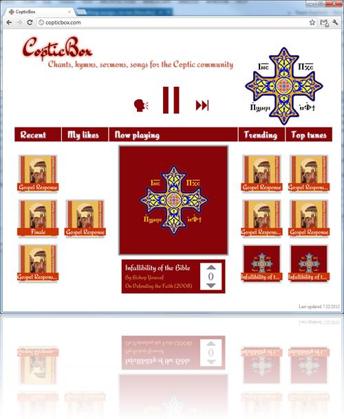 CopticBox