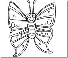 colorear mariposas pintaryjugar com (29)