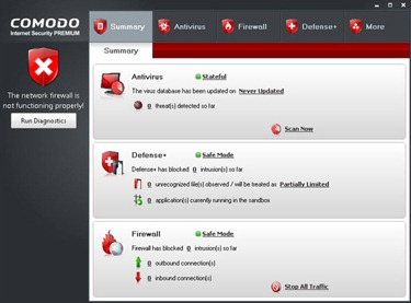 COMODO Internet Security Free Download