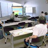 東京・品川での打合せ風景 / A preliminary meeting at Shinagawa, Tokyo.