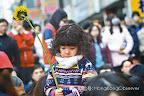 余英時:台灣的公民抗議和民主前途