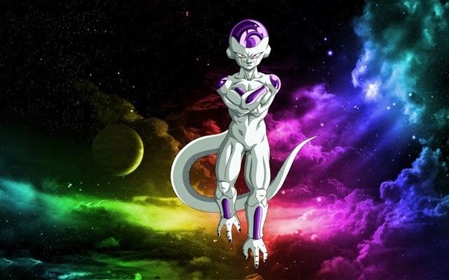 Freezer regresa es el nuevo villano de Dragon Ball Z Fukkatsu No F