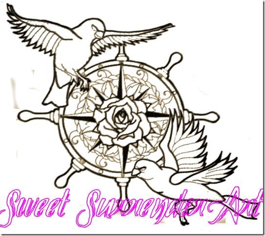 compassrosesparrow
