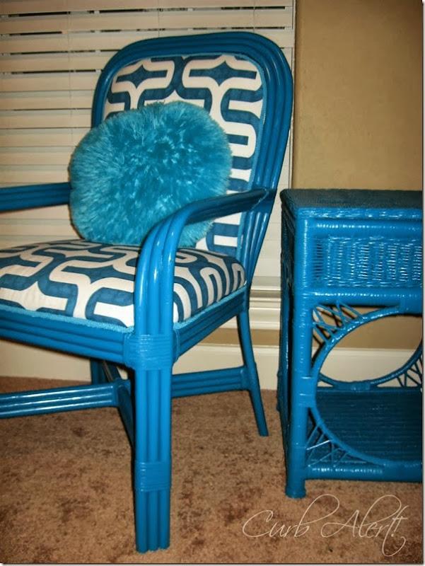 Blue Chair 10