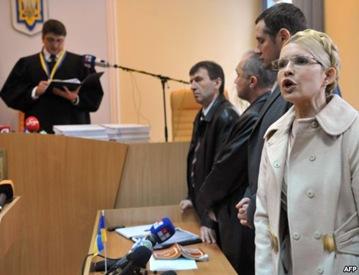 Julia Timosjenko i Pecherskij Sud