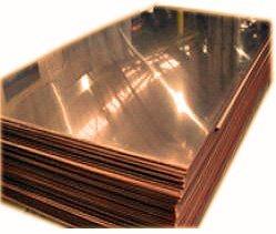 lamina de cobre - elemento quimico