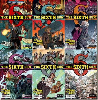 SixthGun-Vol.01-Contents