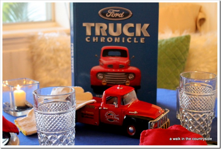 Ford Tablescape
