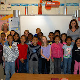 WBFJ Cici's Pizza Pledge - Thomasville Primary School - Mrs. Chamberlain's 1st Grade Class - Thomasv