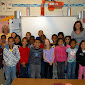 WBFJ Cicis Pizza Pledge - Thomasville Primary School - Mrs. Chamberlains 1st Grade Class - Thomasv
