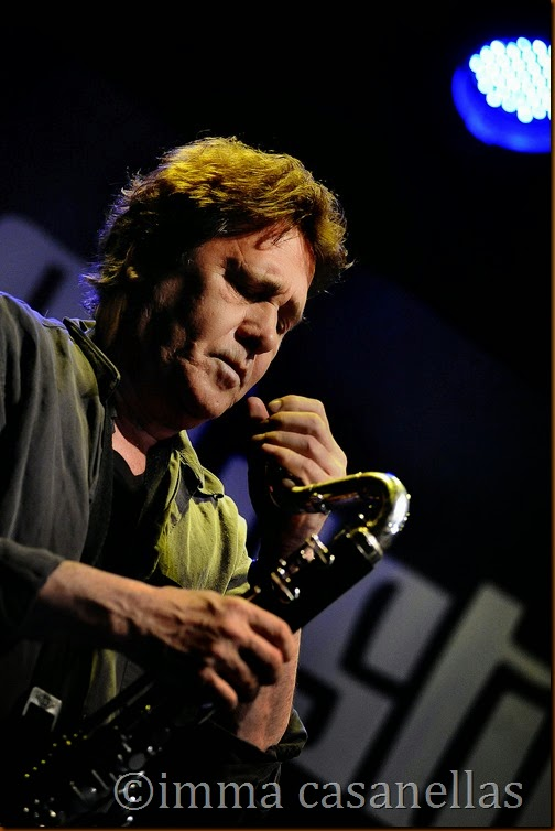 Louis Sclavis, Nova Jazz Cava, Terrassa 2014