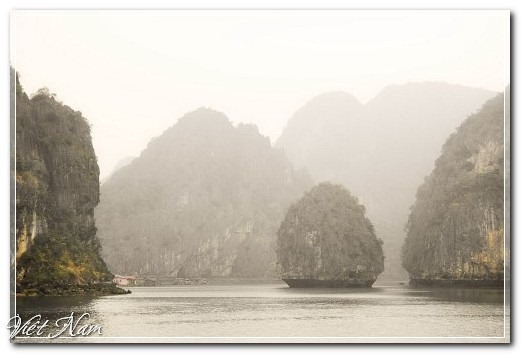 Vẻ đẹp Việt Nam dưới ống kính Jay Graham