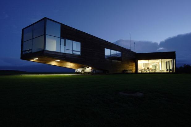 utriai residence by architectural bureau g. natkevicius & partners 4