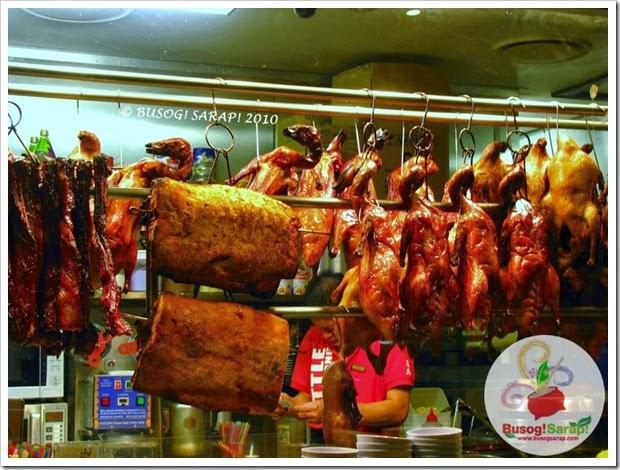 LITTLE HK BBQ Specialties © BUSOG! SARAP! 2010