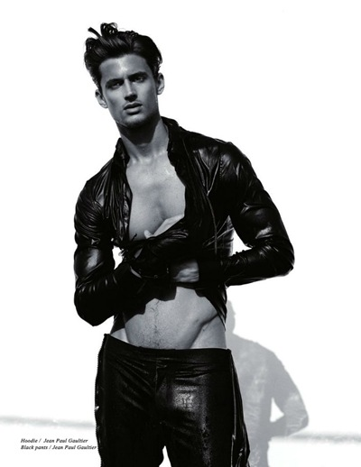 Garrett Neff by Philipp Mueller for Schön #13, 2011