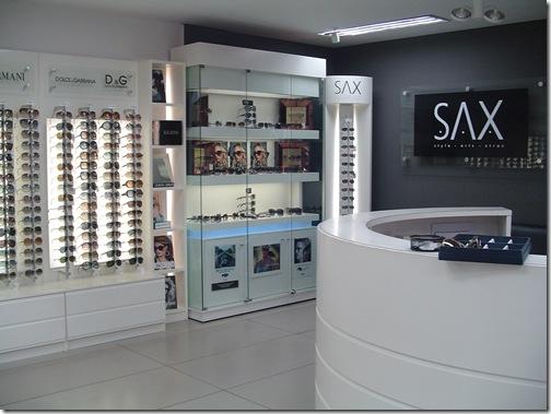 Oculos na SAX Department Store BlogTurFoz Paraguai
