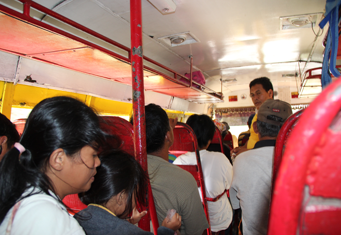 bus to jagna