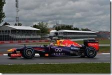 Vettel conquista la pole del gran premio del Canada 2013