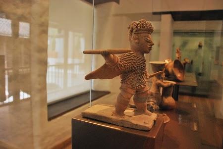 Muzee Ecuador: Zburatorul - erou Chorrera