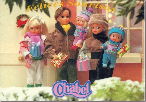 feliz navidad chabel