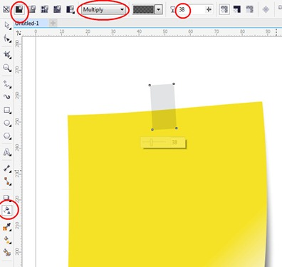 Corel Draw Sticky Note Tutorial  (24)