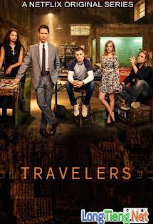 Du Hành Thời Gian :Phần 1 - Travelers Season 1 Tập 10 11 Cuối