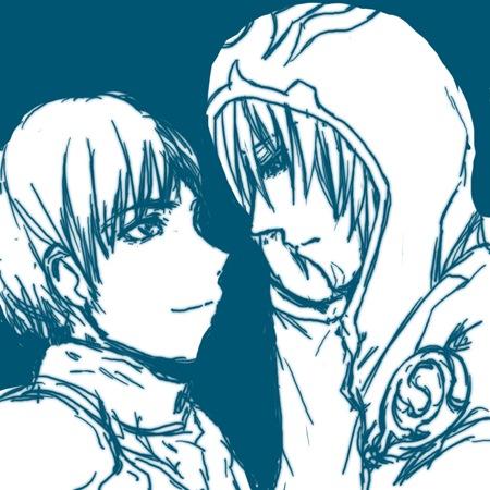 カリストとジェイス