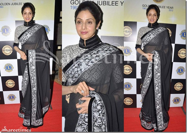 Sridevi_Manish_Malhotra_Black_Saree