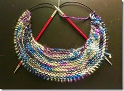 Yowza shawl