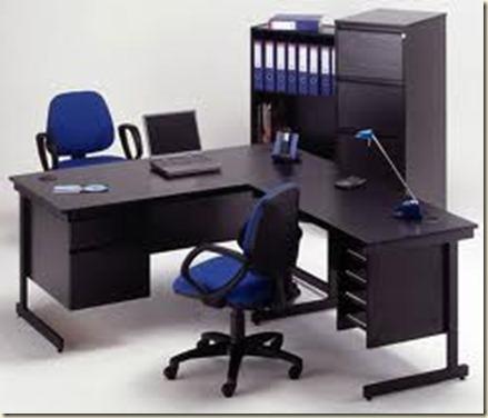 Escritorios de oficina modernos9